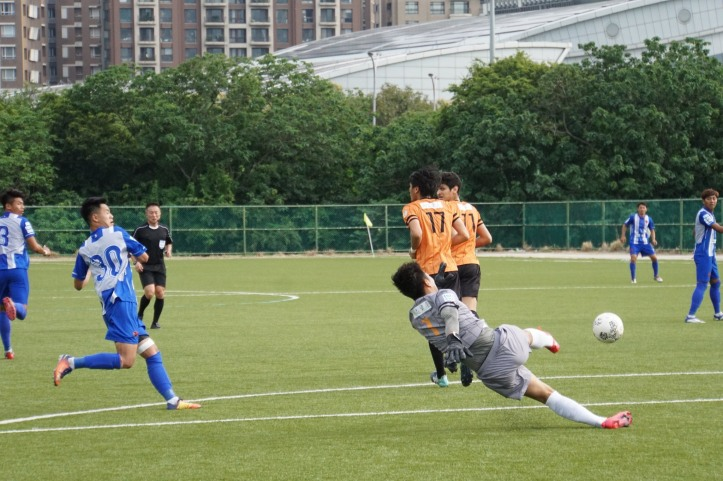 TW Premier League goalkeeper slip futuro vs tatung 26.04.2020